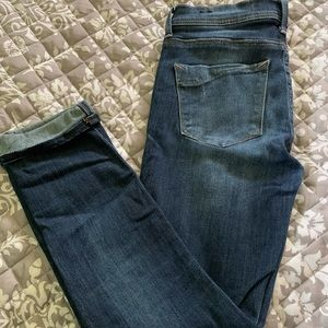 🌟3 for $25 sale🌟Express cropped jeggings S…